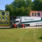 Event Logistics Truck